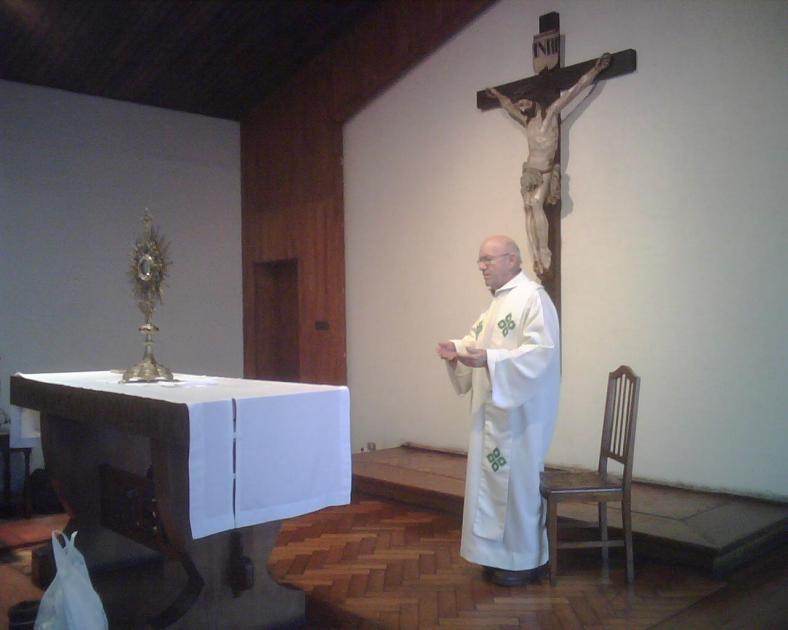 Misa Grupo Padre Pio