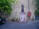 Vista entrada Iglesia