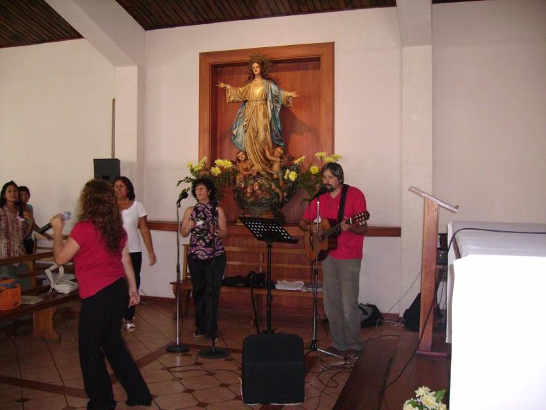 Ministerio de Musica Grupo 1