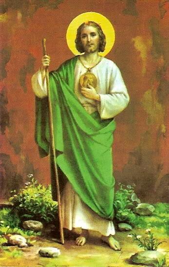 Imagenes De San Judas Tadeo