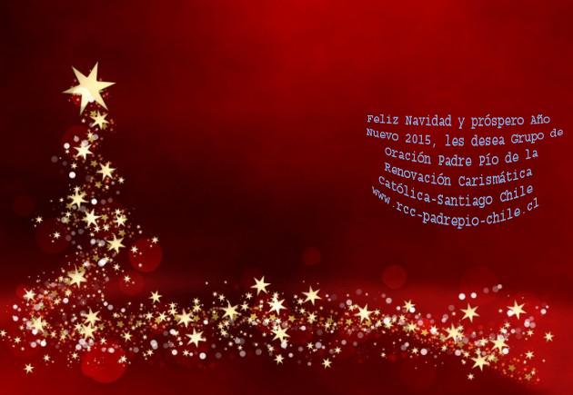 saludo navidad grupo padre pio 2014